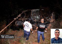 Médico que seguia para São Gotardo morre em grave acidente na BR-354