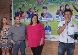 Festa do Feijão divulga Gusttavo Lima e Maiara e Maraisa como uma das grandes atrações de 2017