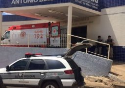 Briga durante banho de sol no presídio termina com três socorridos ao hospital