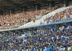 Clássico entre Cruzeiro e Atlético pela Primeira Liga já tem maior público de 2017