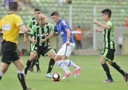 Em clássico morno, Cruzeiro busca empate com América e mantém vantagem no Mineiro