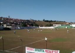 Sparta vence CRP/Paranaíba por 2X0