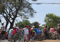 Passeio Ciclistíco da continuidade as comemorações ao aniversário da cidade
