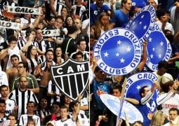 Atlético vence Cruzeiro no clássico no Mineirão