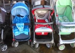 Creche Menino Jesus precisa de doações de carrinhos de bebês