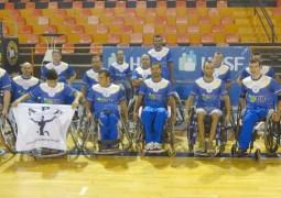 Equipe de Patos de Minas fatura Torneio de Basquete em cadeira de rodas