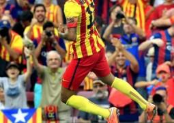 Neymar decide: craque sai do banco e garante vitória do Barça com dois gols