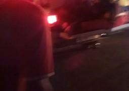 Grave acidente acontece no Bairro Serra Negra em São Gotardo