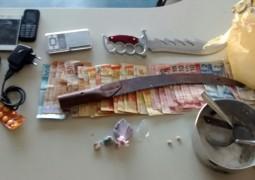 Três menores são apreendidos em mais uma Operação Antidrogas da Polícia Militar de São Gotardo