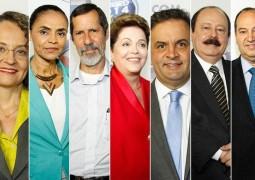 Em ultimo debate para política, todos os candidatos se enrolam em alguma pergunta