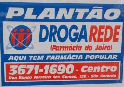 Farmácias de Plantão