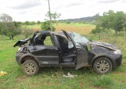 Novo acidente acontece próximo ao Sparta Diesel