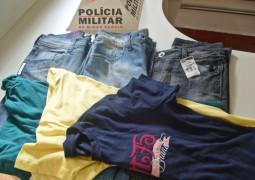 Homem assalta loja em Carmo do Paranaíba mas é preso pela PM