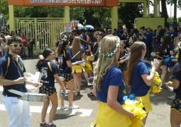 Vestibular do Unipam acontece com centenas de estudantes candidatos de São Gotardo
