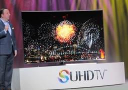 CES 2015: Samsung apresenta TVs com sistema Tizen e impulsiona o 4K