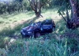 Grave acidente acontece na BR 354 próximo a Lagoa Formosa