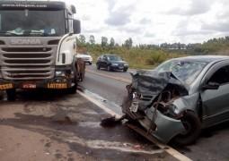 Grave acidente na BR-262 faz mais uma vítima fatal em 2015