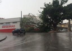 Chuva causa novos estragos em São Gotardo nesta sexta-feira (30/01)