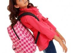 Atenção Papais: Qual o peso correto da mochila escolar?