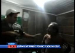 Chocante: Homem é denunciado e preso enquanto tentava estuprar criança