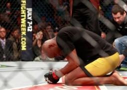Anderson Silva é suspenso temporariamente do UFC