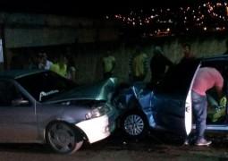 Dois acidentes de trânsito acontecem nesta sexta-feira em São Gotardo