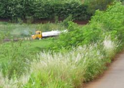 Caminhões Pipa continuam retirando água indevidamente no Balneário