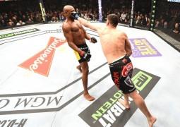 Anderson Silva é pego no exame antidoping em luta contra Diaz
