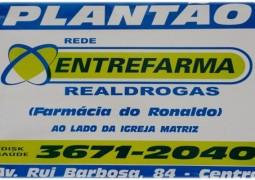 Farmácias de Plantão em São Gotardo