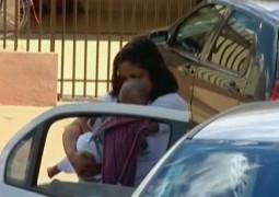 Bebê sobrevive de forma milagrosa após ser atacado de forma covarde