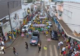Vídeo: Movimento contra a Corrupção em São Gotardo