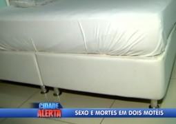 Casal namora em motel e não percebe mulher morta embaixo da cama
