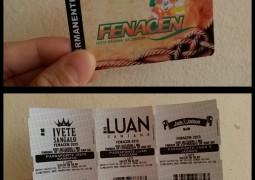 Por comodidade, passaporte da FENACEN será fracionado em 2015