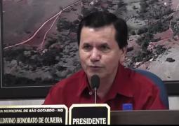 Vídeo: Confiram como foi a 7ª Reunião Extraordinária da Câmara Municipal