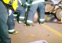 Sete pessoas morrem e outras seis ficam feridas em grave acidente próximo a Uberlândia