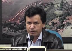 Confiram como foi a 8ª Reunião Ordinária e a 9ª Reunião Extraordinária da Câmara Municipal de São Gotardo
