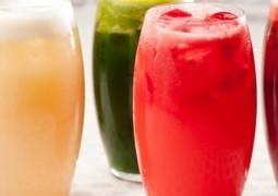 Conheçam 5 sucos que te ajudaram a detonar as gorduras indesejadas
