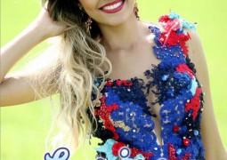 Larissa Fernandes candidata a Rainha da FENACEN 2015 convoca sua torcida para a Festa