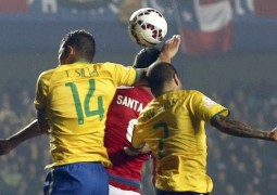Thiago Silva falha, Brasil perde para o Paraguai nos pênaltis e é eliminado da Copa América