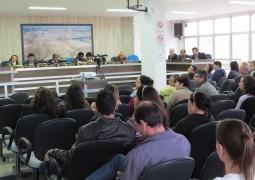 Audiência para discutir Leis de Diretrizes Orçamentárias de 2016, acontece na Câmara Municipal de São Gotardo
