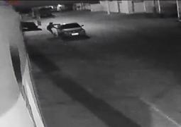 Bandido tenta assaltar carro estacionado próximo a Avenida Brasil