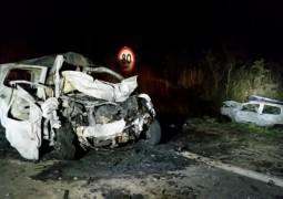 Acidente que matou 6 pessoas na BR-040 pode ter sido causado por motorista bêbado que saiu de Patos de Minas