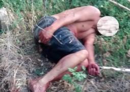 Homem sofre tentativa de homicídio em Lagoa Formosa e é encontrado vivo em matagal