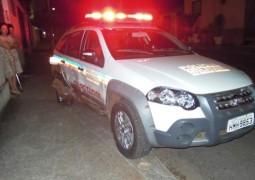 Motorista Sangotardense se envolve em acidente com viatura da Polícia em Patos de Minas