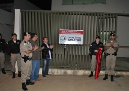 Polícia Militar de Guarda dos Ferreiros inaugura Rede de Comércio e Vizinhos Protegidos