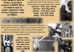 Setor Municipal de Cultura de São Gotardo também estará presente na FENACEN 2015 com muita música boa e premiações no Salão do Parque