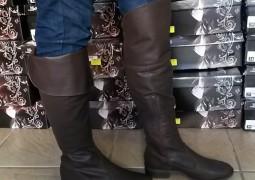 Passo a Passo Calçados lança coleção de botas para a FENACEN 2015