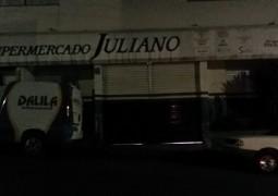 Supermercado Juliano é assaltado em São Gotardo