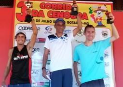 3ª Corrida da Cenoura acontece em São Gotardo e reúne mais de 180 competidores de todas as regiões