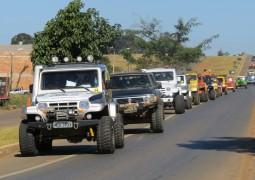 3ª Jeepada da FENACEN reúne off roads de São Gotardo e Região